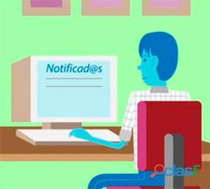 Cómo enviar un burofax postal   Notificados 0