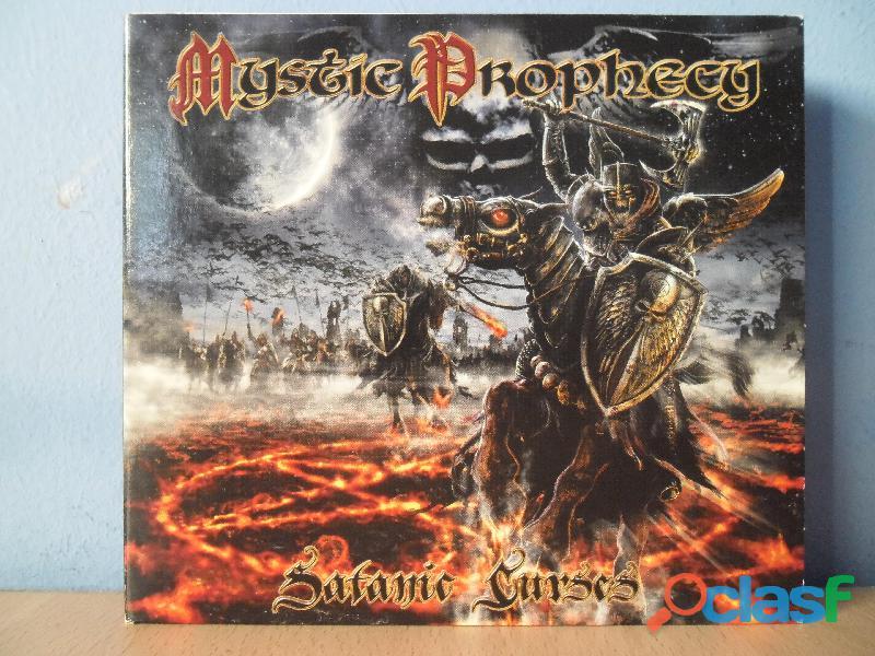 CDS HEAVY METAL THRASH BLACK DEATH AOR CD DVD 5