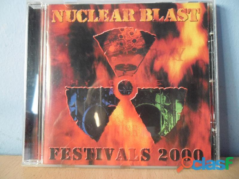 CDS HEAVY METAL THRASH BLACK DEATH AOR CD DVD 4