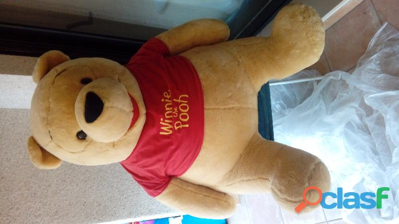 Vendo Gran peluche Winnie de Pooh 0