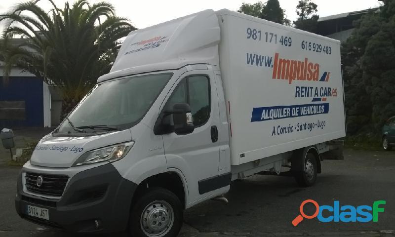 Alquiler De Furgonetas Y Camiones 0