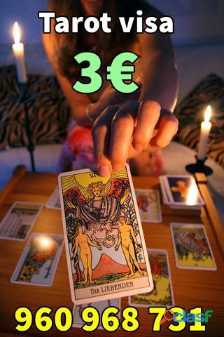 Videncia/Tarot real y certero a solo 3€ 0