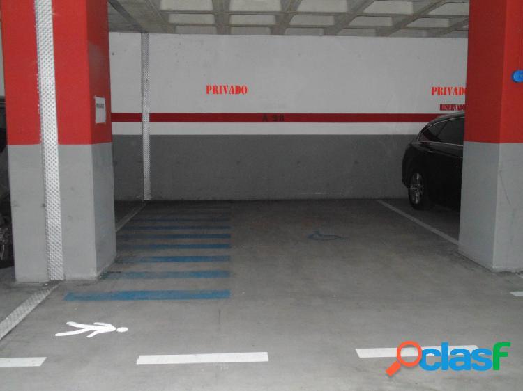 Alquiler de plazas de garaje en Cuatro Caminos 3