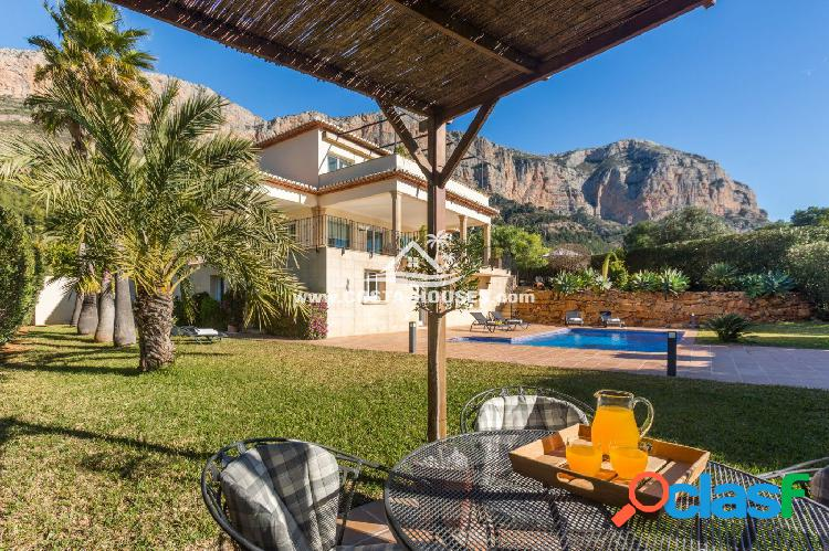 Villa Mediterránea en MONTGO Javea   Sur con Vistas al Valle cerca del GOLF ⛳   COSTA HOUSES ® 2