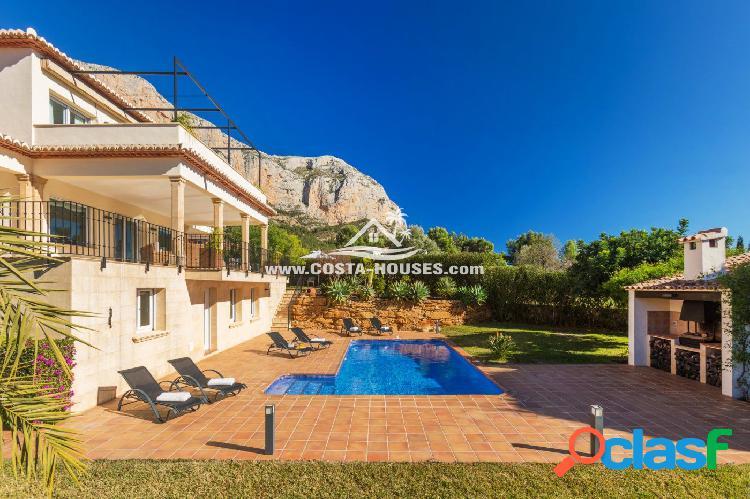Villa Mediterránea en MONTGO Javea   Sur con Vistas al Valle cerca del GOLF ⛳   COSTA HOUSES ® 3