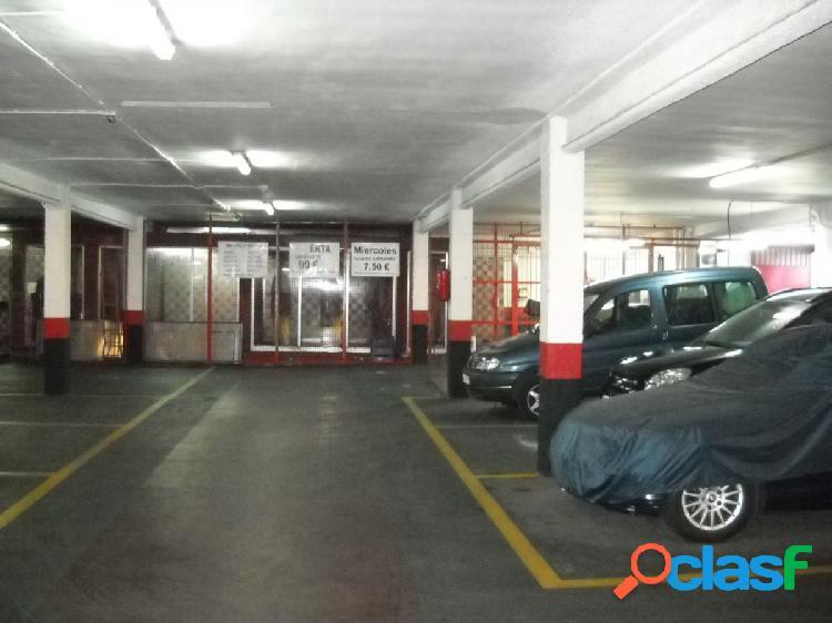 Oportunidad de negocio. Garaje en Hortaleza. 0