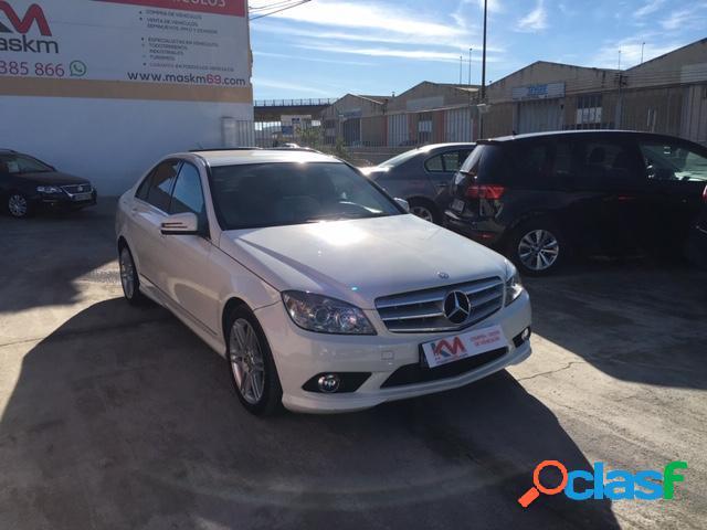 MERCEDES Clase C diesel en Zaragoza (Zaragoza) 2