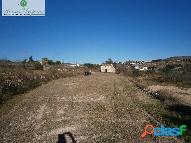 Casa de campo para reformar en Benissa 1