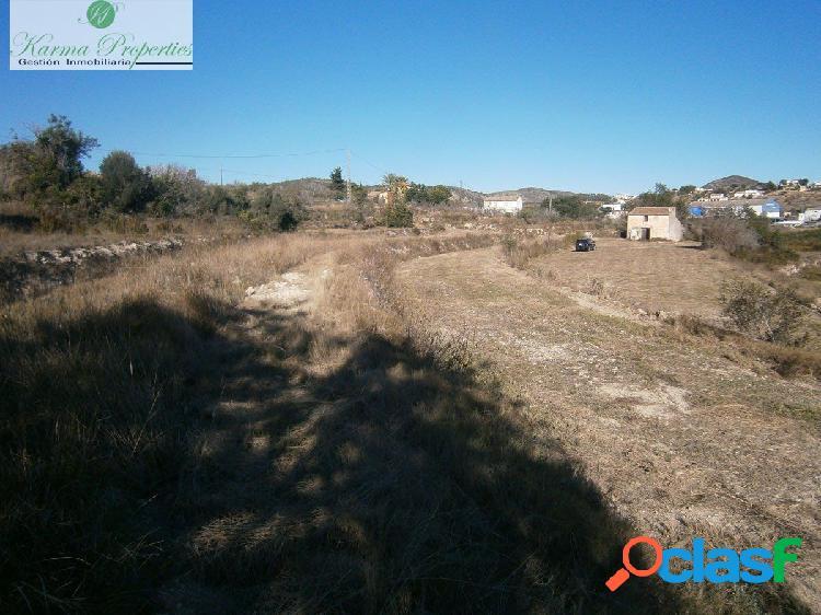 Casa de campo para reformar en Benissa 2