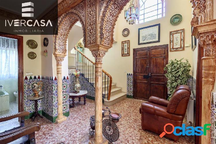Chalet independiente con parcela de 500 m2 en la misma entrada de Cájar. 1