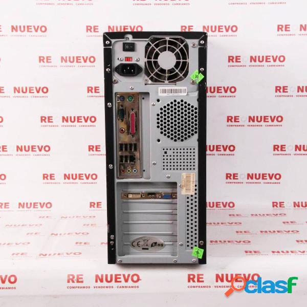 PC de sobremesa intel core 2 Quad a 2,3 Ghz de segunda mano E292149 2