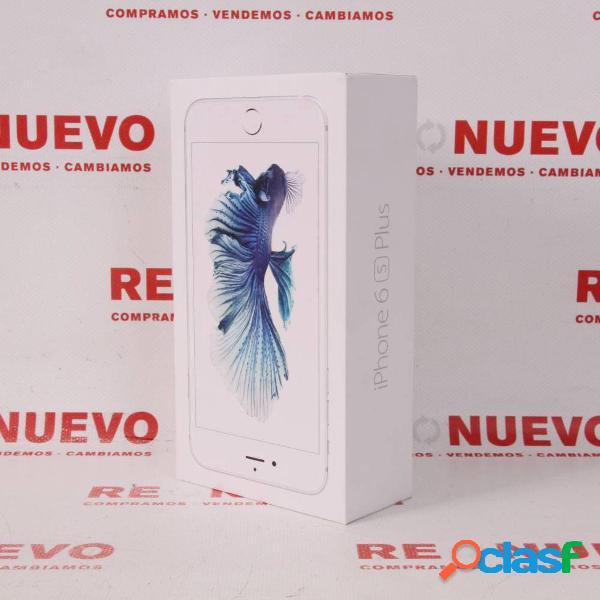 IPHONE 6S PLUS de 64GB Silver Libre de segunda mano E295016 3