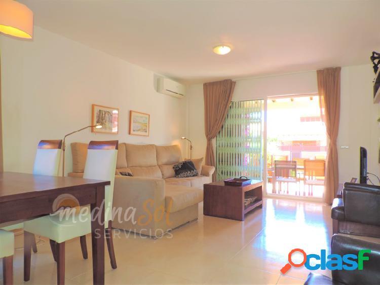 Chalet adosado 3 dormitorios con piscina y jardines Mar de Cristal 3