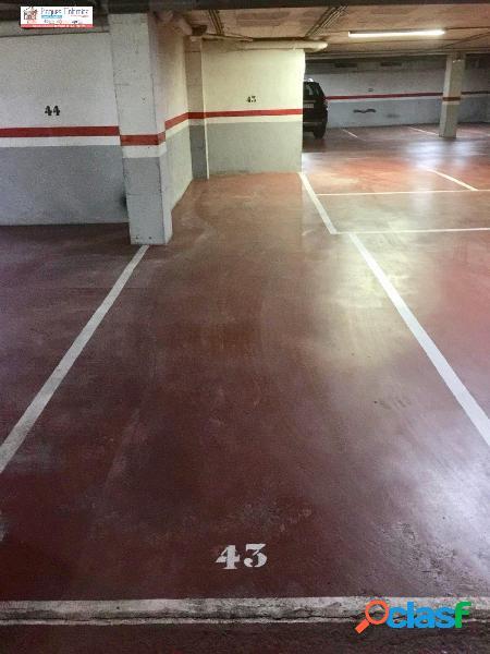 Plazas de parking en venta 0