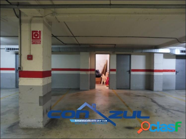 Se vende parking y trastero en zona Universidad-Ciudad Deportiva de Elche 1