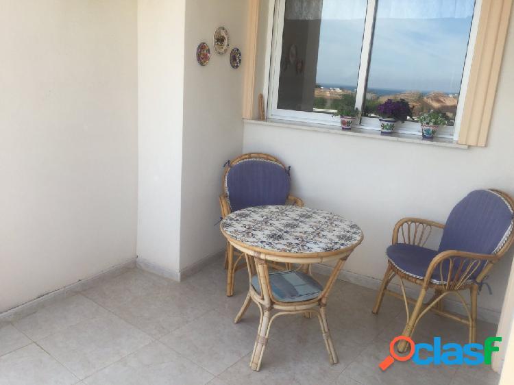 Atico duplex con vistas al mar en Javea 1