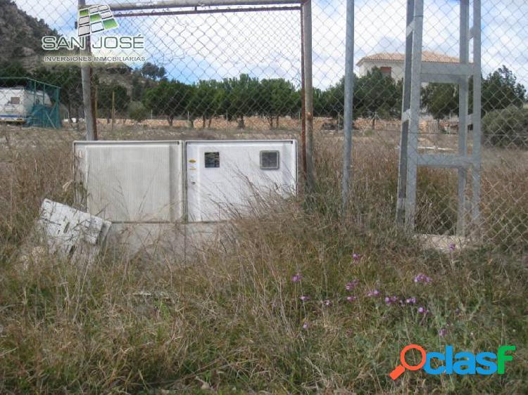 Inmobiliaria San Jose vende esta parcela en Elda Alicante Costa Blanca España Spain 2