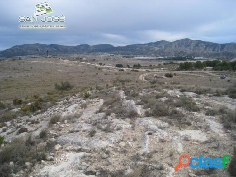 Inmobiliaria San Jose vende esta parcela en Elda Alicante Costa Blanca España Spain 3