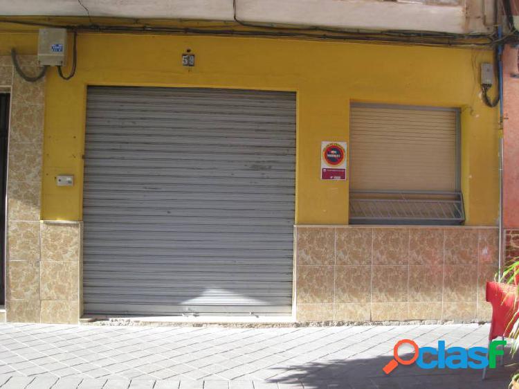 LOCAL COMERCIAL EN ASPE,ALICANTE,ESPAÑA 2
