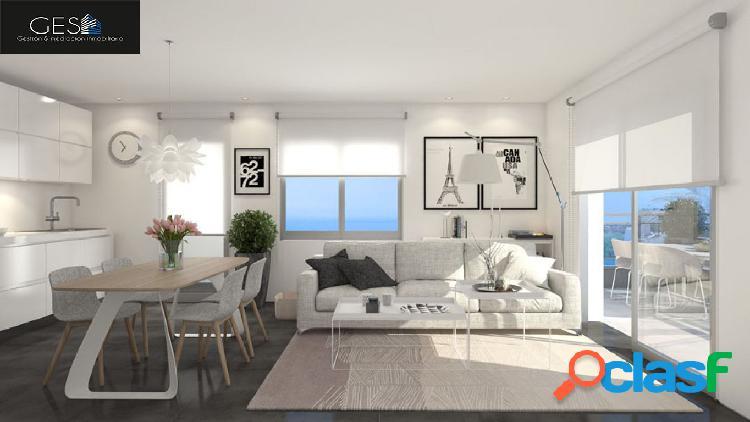 Apartamento de obra nueva muy próximo al mar. 1