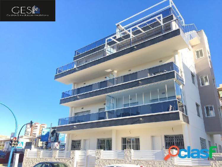 Apartamento de obra nueva muy próximo al mar. 2