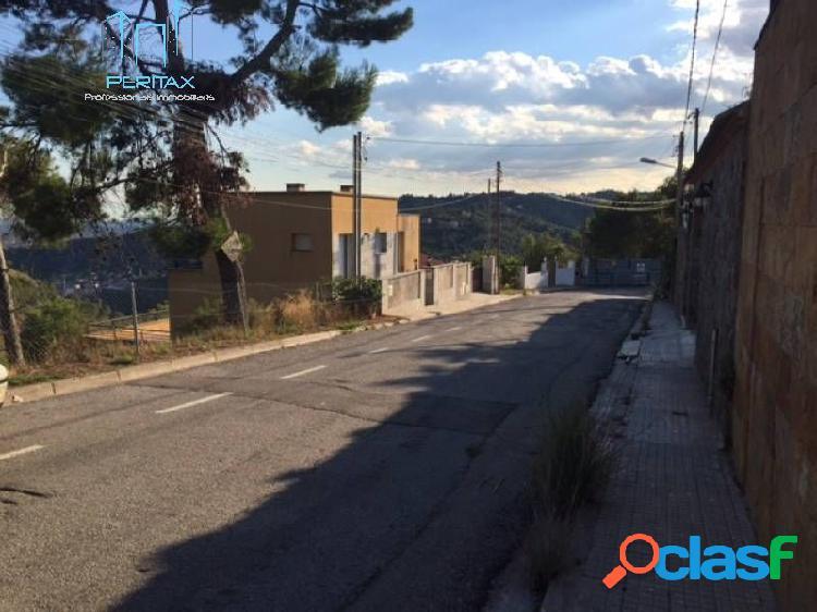 TERRENO EN VENTA EN LA ZONA DEL BALCÓ DE SANT LLORENÇ, CASTELLAR DEL VALLÉS 1
