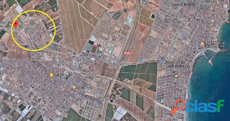 Venta Solar de 2.627 m2 Pilar de la Horadada 1