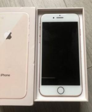 APPLE IPHONE 8 GOLD 256GB 0