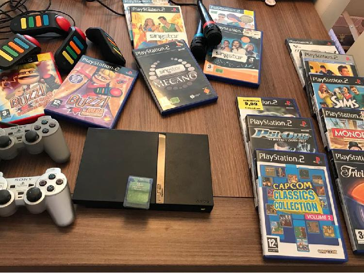 Play station 2 0