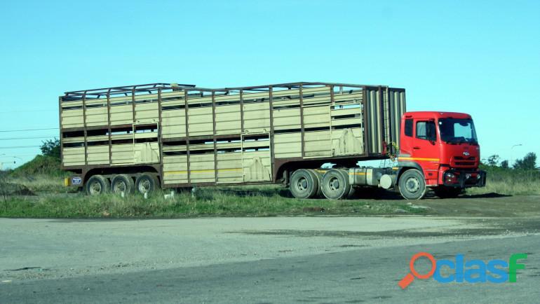 Seguro de camiones de ganado Unipoliza 0
