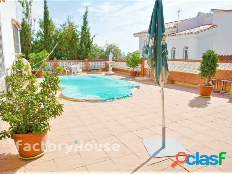Chalet independiente de 2 plantas mas sótano, zona de piscina y barbacoa, MONTE ALTO - ARROYO DE LA MIEL 1