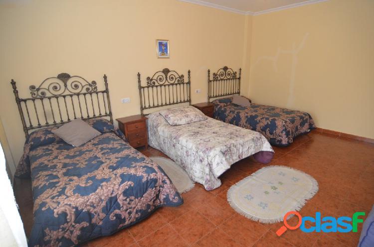 PISO EN PALMEIRA (RIBEIRA) TEMPORADA ESCOLAR 2