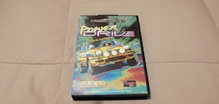 power drive mega drive 0