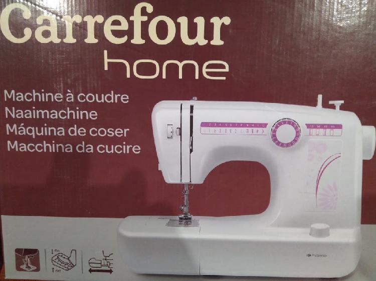 Maquina de coser Carrefour home 0