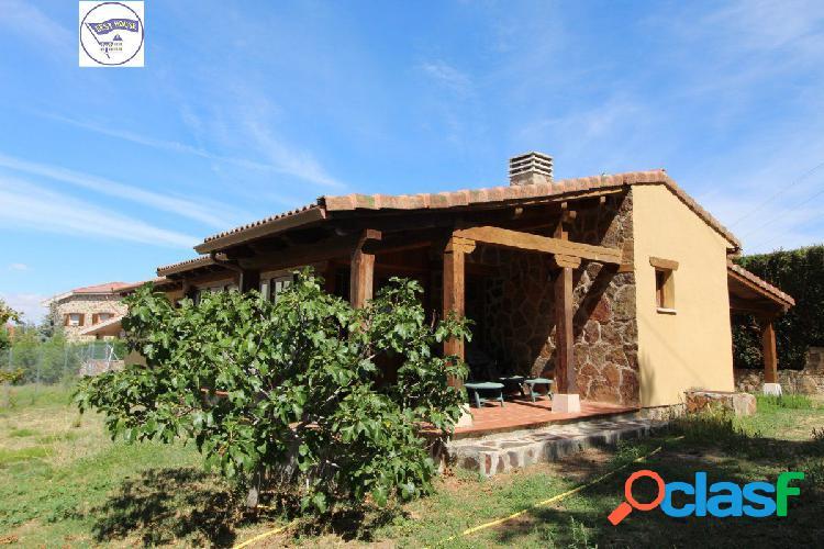 Chalet independiente en Urbanización Los Chopos, Ortigosa del Monte 1