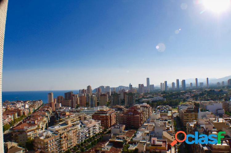 Moderno Apartamento- céntrico con vistas del Mar y de Benidorm-Para entrar a vivir!! 1