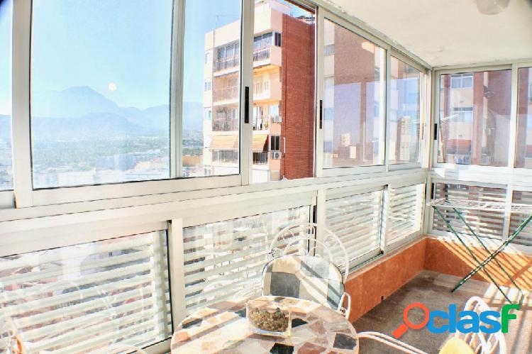 Moderno Apartamento- céntrico con vistas del Mar y de Benidorm-Para entrar a vivir!! 3