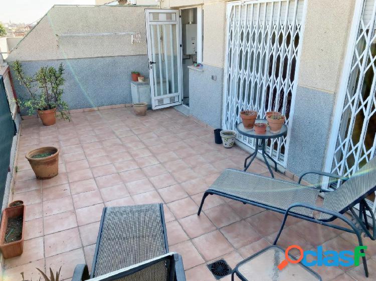 Ático duplex nuevo, con garaje, 2 habitaciones, terraza 46m. Massanassa. 1