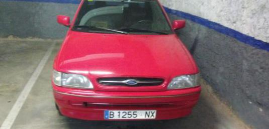FORD Orion ORION 1.8I SI GHIA 0
