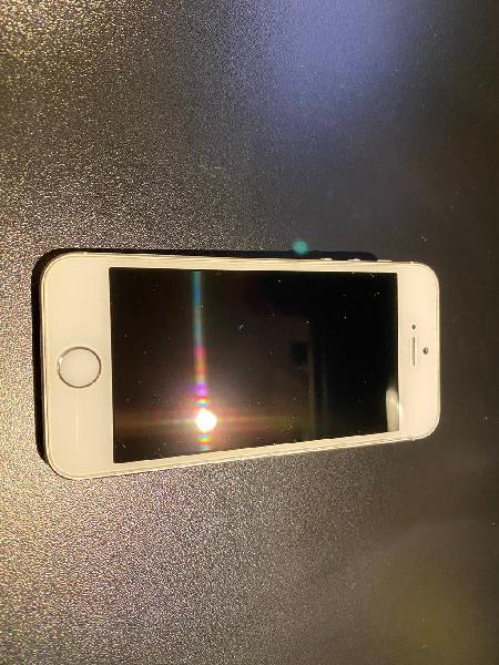 iPhone 5S 16Gb plata 0