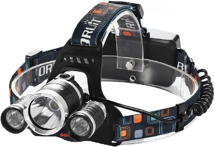 Foco Frontal Linterna LED 4000 Lumenes a estrenar 0