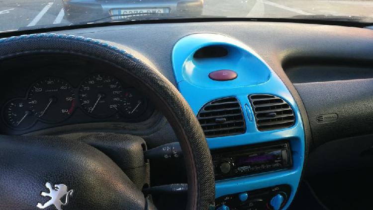 Peugeot 206 2000 0