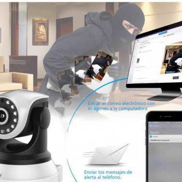 Camara Vigilancia PRO Vision Nocturna NUEVA 0