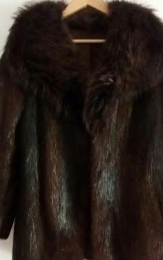 Abrigo de piel 0