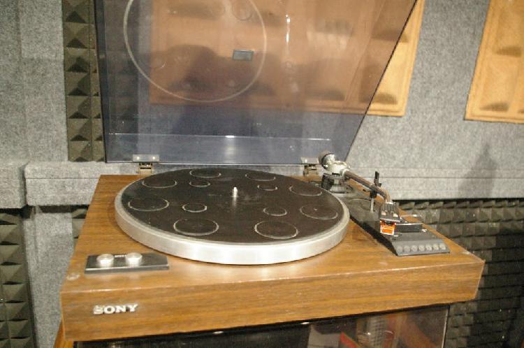 plato tocadiscos Sony ps 1150 0