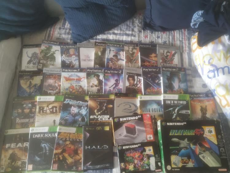 Juegos Xbox,PS2,n64 0