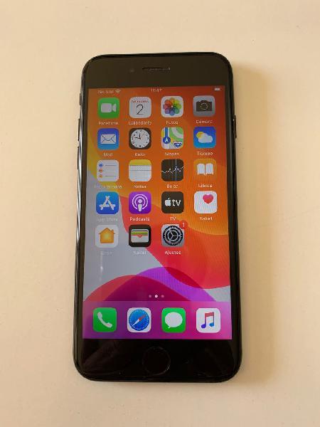 iPhone 7 128 GB Negro Brillo Factura 0