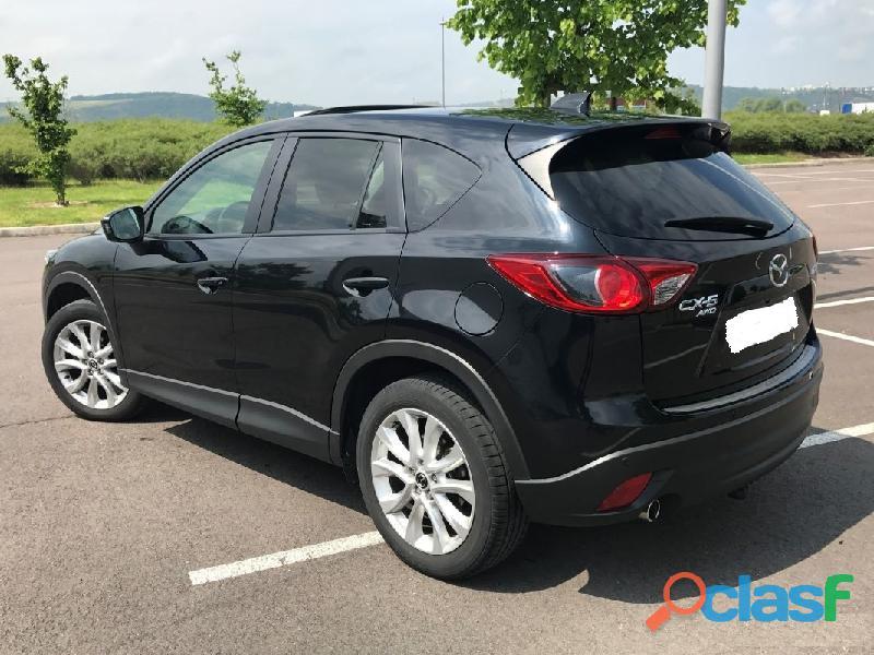 Mazda CX5 2.2 SKYACTIV D Selection 175 CV BVA 4x4 1