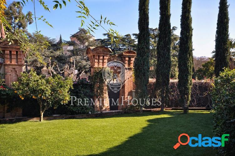 Casa en venta en Alella: Fantástica combinación: calidad y exquisitez! 1