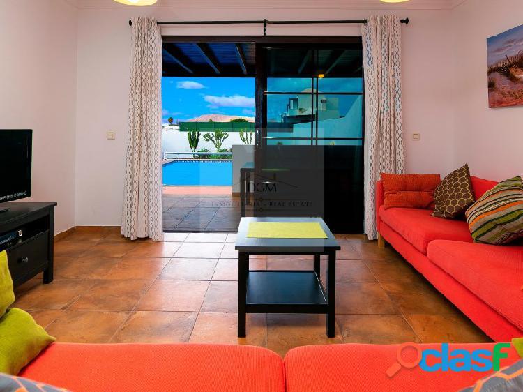 Chalet con piscina privada en Costa Papagayo 1